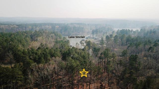 Lot 17 Lake Sinclair Drive, Sparta, GA 31087 (MLS #39698) :: Lane Realty