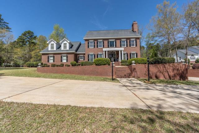 115 Northwoods Drive, Milledgeville, GA 31061 (MLS #39756) :: Lane Realty
