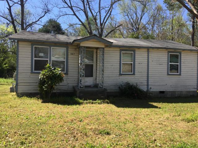 507 Carver Street, Sandersville, GA 31082 (MLS #39773) :: Lane Realty
