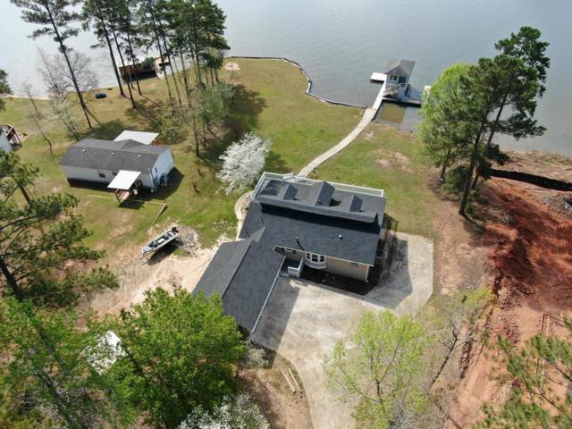145 Island Creek Drive Ne, Sparta, GA 31087 (MLS #39781) :: Lane Realty