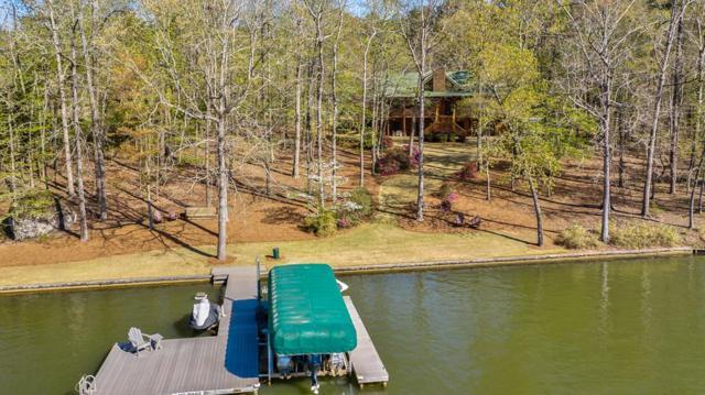 142 Winding River Road, Eatonton, GA 31024 (MLS #39803) :: Lane Realty