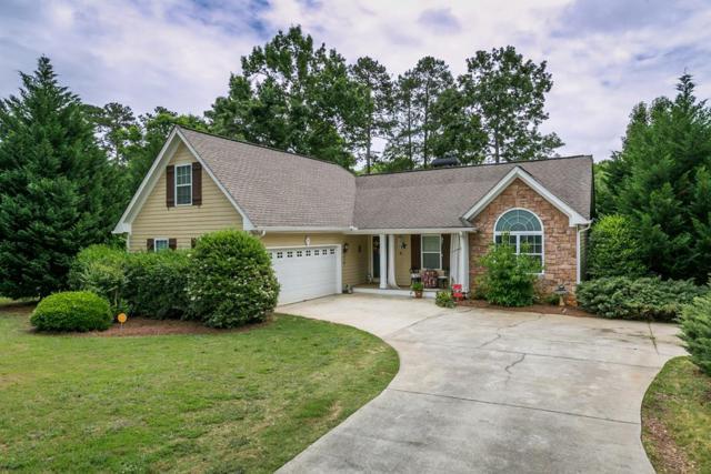101 Hidden Lakes, Eatonton, GA 31024 (MLS #39816) :: Lane Realty