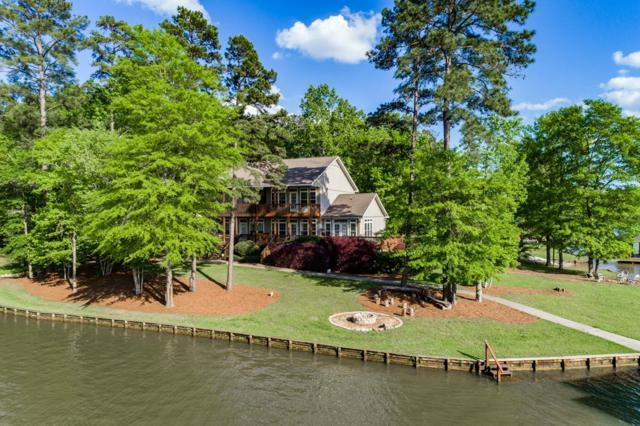 655 A-1 Sandy Run Drive, Sparta, GA 31087 (MLS #39932) :: Lane Realty
