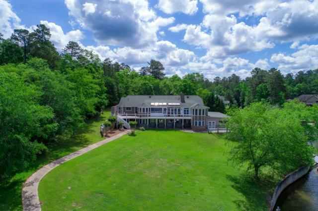 1021 Sweetwater Rd, Greensboro, GA 30642 (MLS #40005) :: Lane Realty