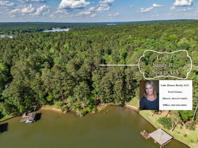 Lot 121 Sandy Run Drive, Sparta, GA 31087 (MLS #40040) :: Lane Realty