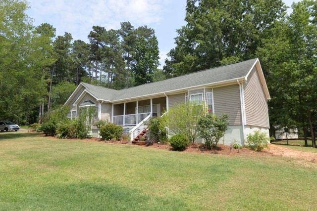 127 Stewart Ave, Milledgeville, GA 31061 (MLS #40164) :: Lane Realty