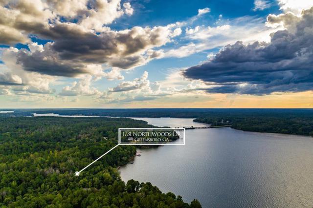 1731 Northwoods Drive, Greensboro, GA 30642 (MLS #40220) :: Lane Realty