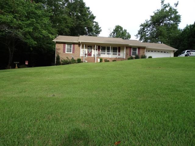 653 Evergreen Circle, Sandersville, GA 31082 (MLS #40304) :: Lane Realty