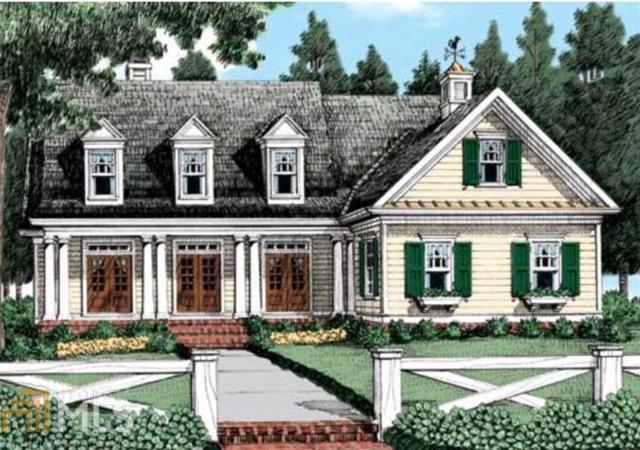 140 Newport Rd, Milledgeville, GA 31061 (MLS #40316) :: Lane Realty