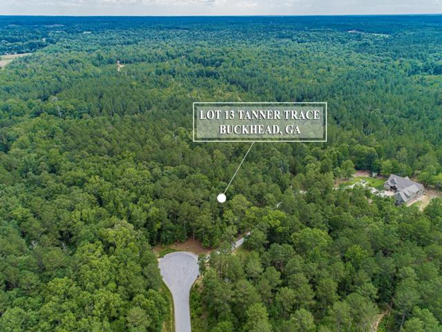 Lot 13 Tanner Trace, Buckhead, GA 30625 (MLS #40325) :: Lane Realty