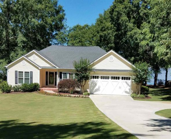 1190 Parks Mill Trace, Greensboro, GA 30642 (MLS #40356) :: Lane Realty