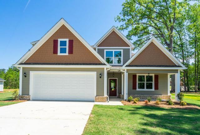 415 Cherry Hill Drive, Gray, GA 31032 (MLS #40377) :: Lane Realty