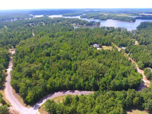 170 Pine Cone Rd., Milledgeville, GA 31061 (MLS #40391) :: Lane Realty