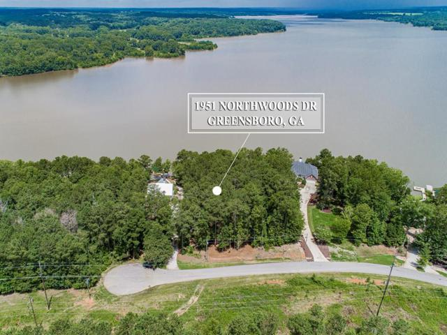 1951 Northwoods Drive, Greensboro, GA 30642 (MLS #40423) :: Lane Realty