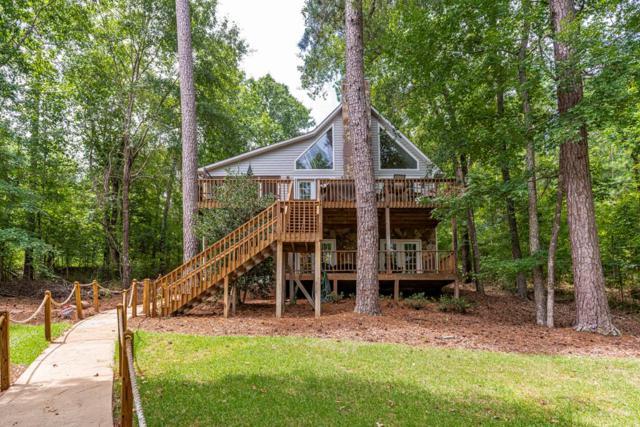 389 Bluegill Rd, Eatonton, GA 31024 (MLS #40432) :: Lane Realty