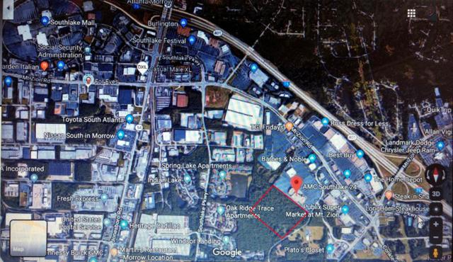 0 Mt Zion Circle, Morrow, GA 30252 (MLS #40436) :: Lane Realty