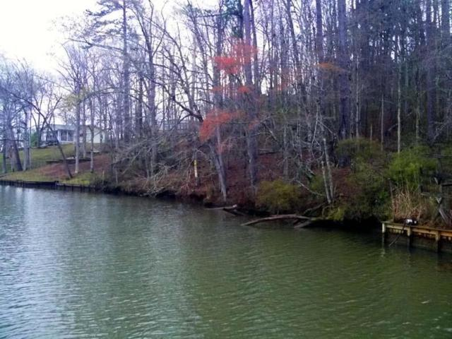 Lot 1 Shagbark Pointe, Sparta, GA 31087 (MLS #40529) :: Lane Realty