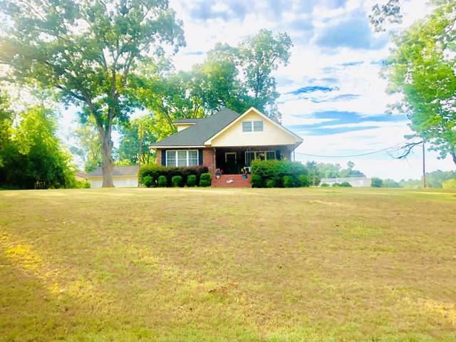333 Barrows Ferry Road, Milledgeville, GA 31061 (MLS #40605) :: Lane Realty