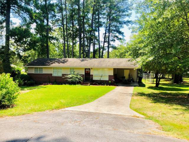 1706 Cedarwood Road, Milledgeville, GA 31061 (MLS #40607) :: Lane Realty