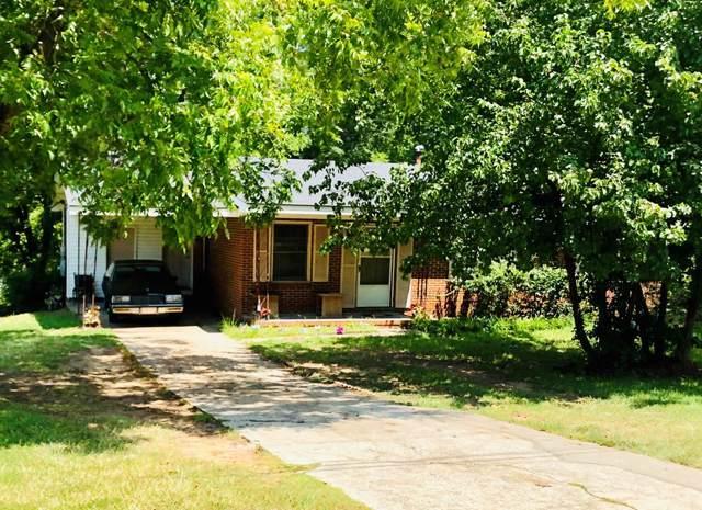 1797 Brookwood Circle, Milledgeville, GA 31061 (MLS #40608) :: Lane Realty