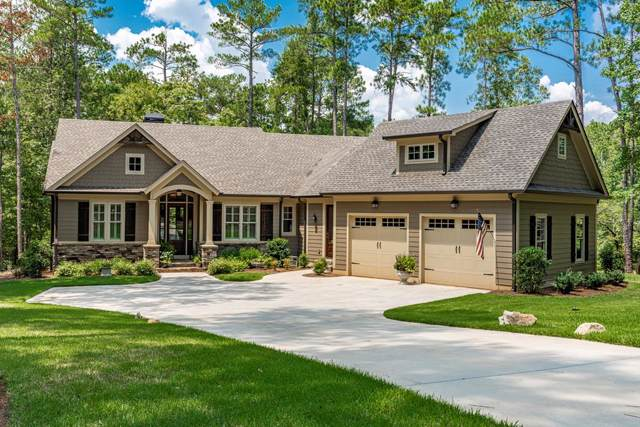 1031 Hardwood Hollow, Greensboro, GA 30642 (MLS #40615) :: Lane Realty