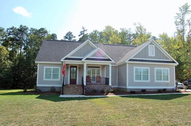 347 Nancy Branch Rd, Milledgeville, GA 31061 (MLS #40621) :: Lane Realty