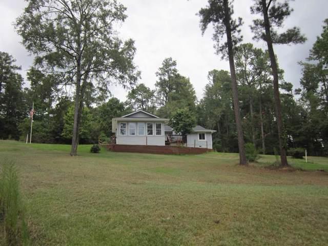3022 Newall Drive, Milledgeville, GA 31061 (MLS #40631) :: Lane Realty