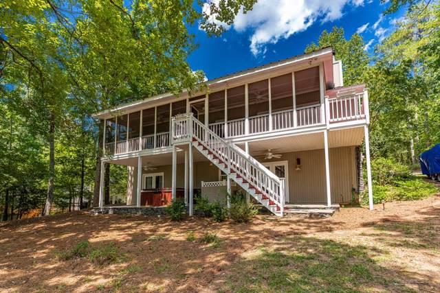 1360 Parks Mill Dr, Greensboro, GA 30642 (MLS #40632) :: Lane Realty
