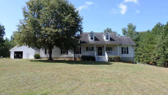190 Pine Cone Rd., Milledgeville, GA 31061 (MLS #40645) :: Lane Realty