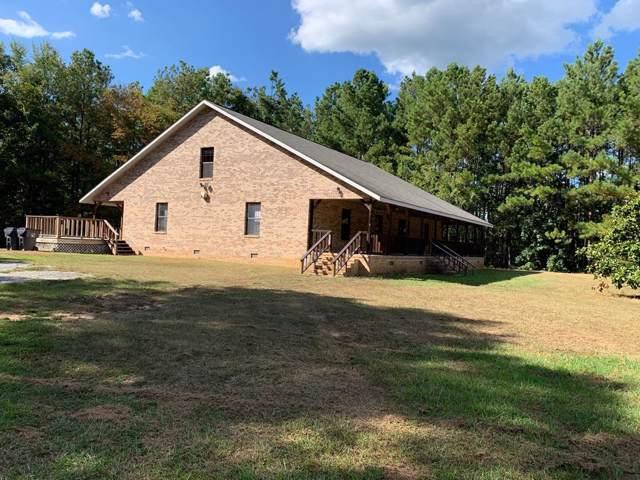 339 Log Cabin Rd, Milledgeville, GA 31061 (MLS #40652) :: Lane Realty