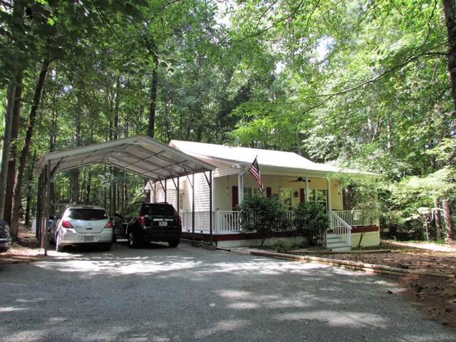 139 Montego Bay Road Nw, Milledgeville, GA 31061 (MLS #40660) :: Lane Realty