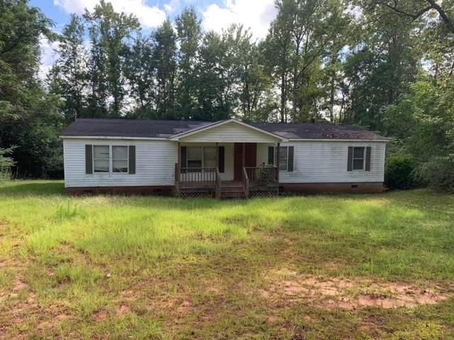 193 Everett Circle, Jeffersonville, GA 31044 (MLS #40672) :: Lane Realty