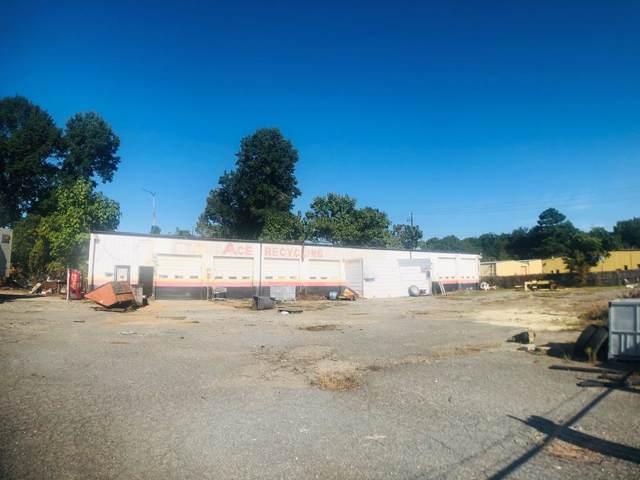 901 Jefferson Street, Milledgeville, GA 31061 (MLS #40690) :: Lane Realty
