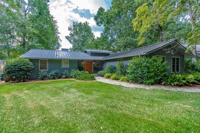 111 Lakecrest Drive, Milledgeville, GA 31061 (MLS #40745) :: Lane Realty