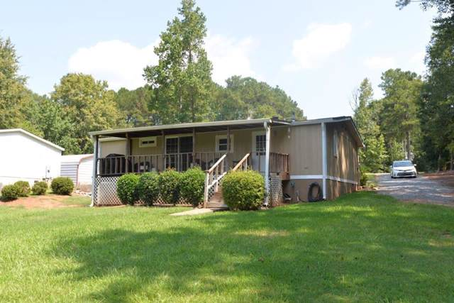 134A Sunset Drive, Eatonton, GA 31024 (MLS #40772) :: Lane Realty
