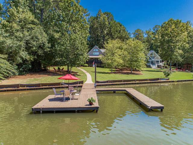 199 Arrowhead, Eatonton, GA 31024 (MLS #40773) :: Lane Realty