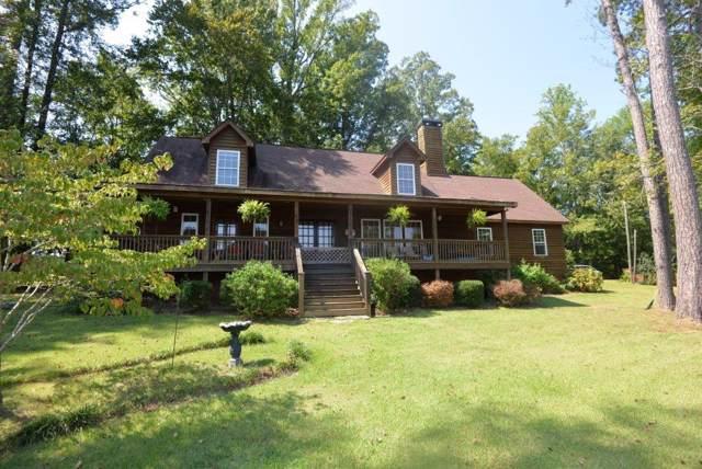177 Crooked Creek Dr., Eatonton, GA 31024 (MLS #40784) :: Lane Realty