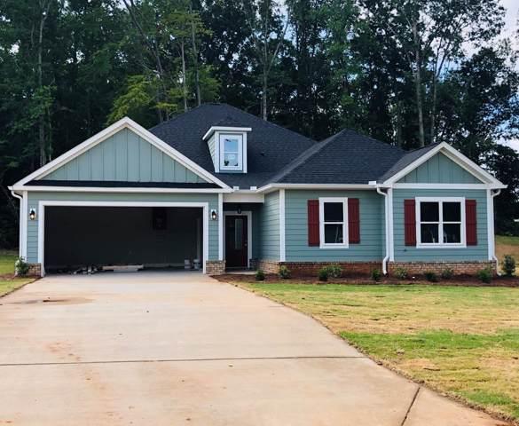 818 Holly Ridge Drive, Gray, GA 31032 (MLS #40794) :: Lane Realty