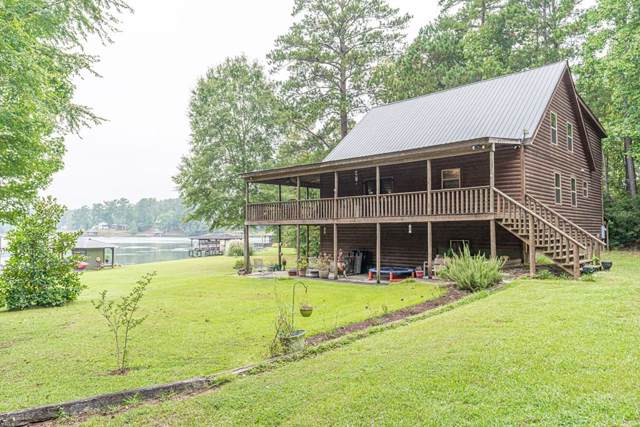 151 Cedar Drive, Sparta, GA 31087 (MLS #40804) :: Lane Realty