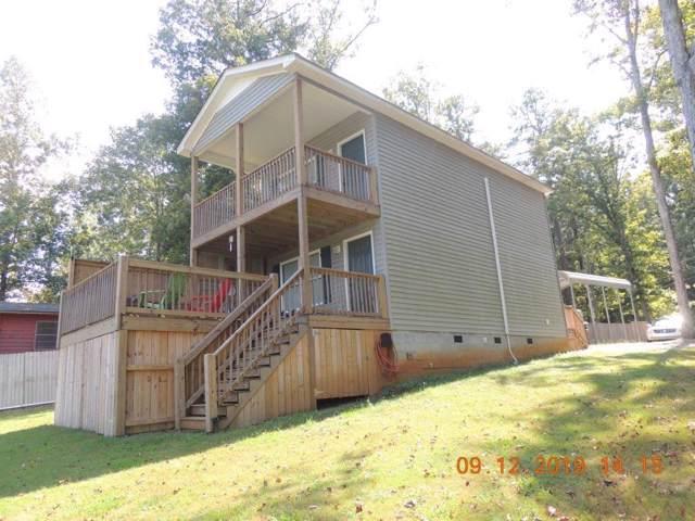 132 Flat Rock Road, Eatonton, GA 31024 (MLS #40808) :: Lane Realty