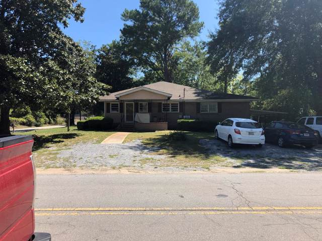 150 Hall Street, Milledgeville, GA 31061 (MLS #40828) :: Lane Realty