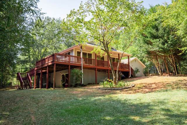 250 Sandy Run Drive, Sparta, GA 31087 (MLS #40913) :: Lane Realty