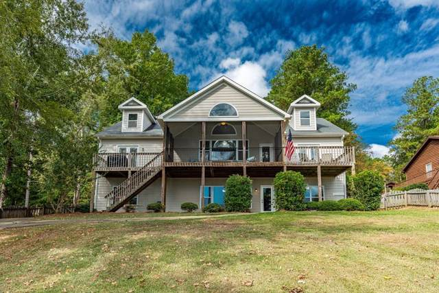 129 Pinewood Dr., Eatonton, GA 31024 (MLS #40930) :: Lane Realty