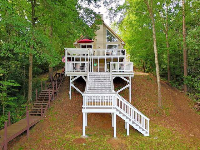 381 Bluegill Rd., Eatonton, GA 31024 (MLS #40940) :: Lane Realty