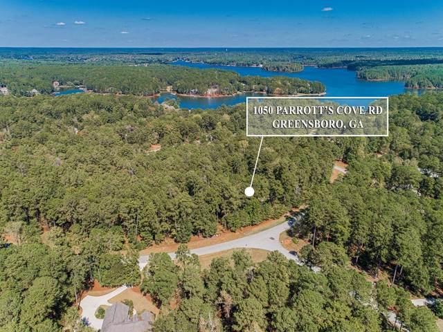 1050 Parrotts Cove Rd, Greensboro, GA 30642 (MLS #40957) :: Lane Realty