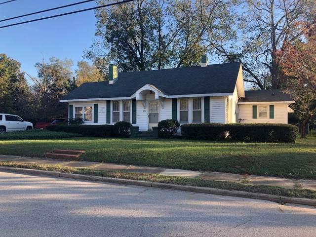 253 Adams Street, Tennille, GA 31089 (MLS #41063) :: Lane Realty