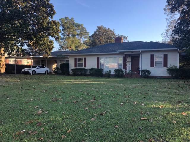 261 Adams Street, Tennille, GA 31089 (MLS #41064) :: Lane Realty