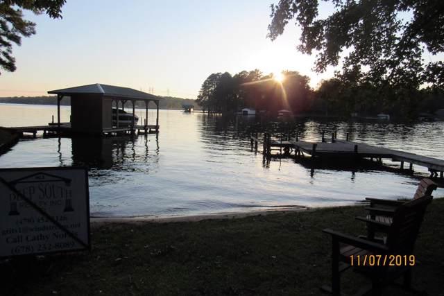 196 Sycamore Drive, Sparta, GA 31087 (MLS #41085) :: Lane Realty