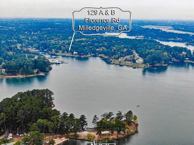 129 Florence Rd, Milledgeville, GA 31061 (MLS #41110) :: Lane Realty