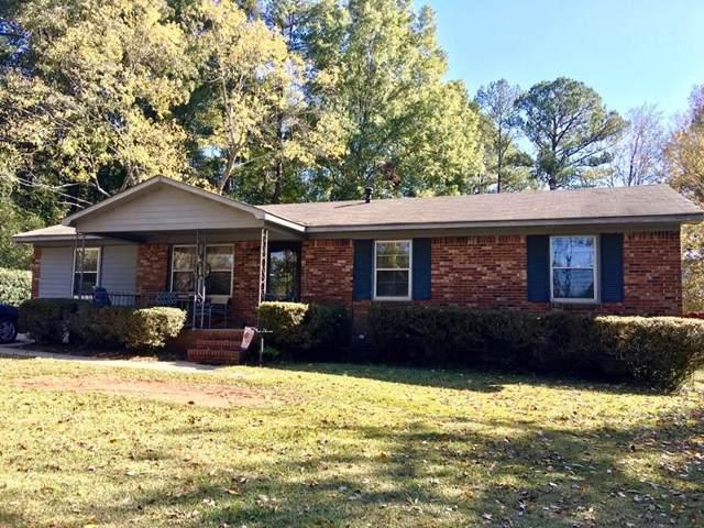 105 Seminole Drive, Eatonton, GA 31024 (MLS #41117) :: Lane Realty